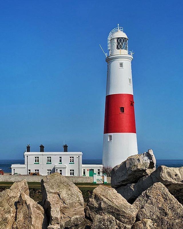 portland bill lighthouse road trip