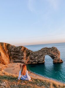 paradise at durdle door