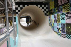 skate park for children